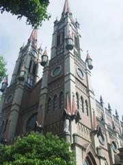 宁波天主教堂天气