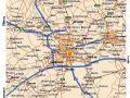 荷兰-恩和芬地图