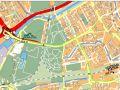荷兰-鹿特丹地图