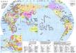 世界政区图
