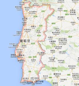 波尔图地图_葡萄牙波尔图地图中文版_高清_下载-世界地图